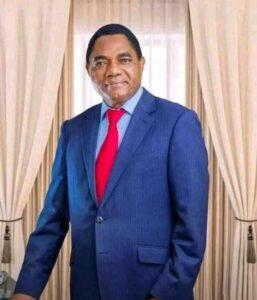 Mr Hakainde Hichilema